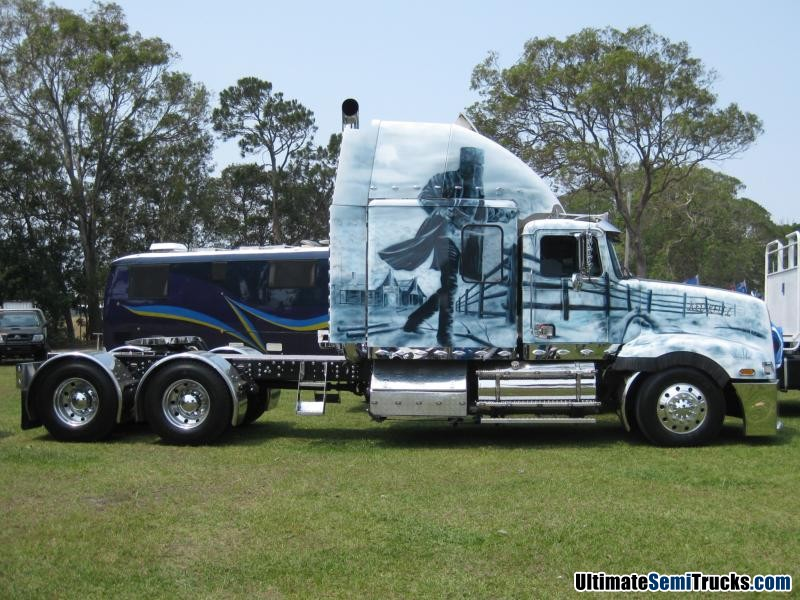 Ned Kelly Western Star