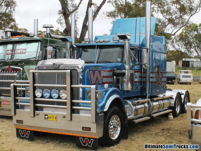 Western Star Hertitage