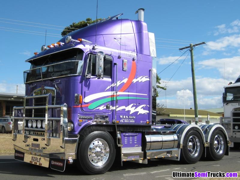 W and S Kerle Kenworth