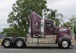 2014 Lights On The Hill Mackays Kenworth T909