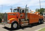 Crane Train T909 KW Wrecker