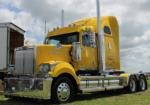 Geoff Richards Western Star