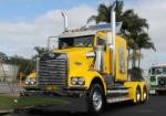 Tony & Tracey Lake Trucking Heartbreaker Kenworth SAR