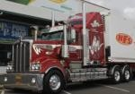 Herne's Freight Service Kenworth T909 B Double