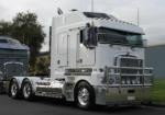Custom Big Cab Kenworth K200