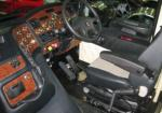 Kenworth K200 Interior