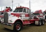 Wickham Freight Lines W Model at the 2011 Lights on the Hill Convoy