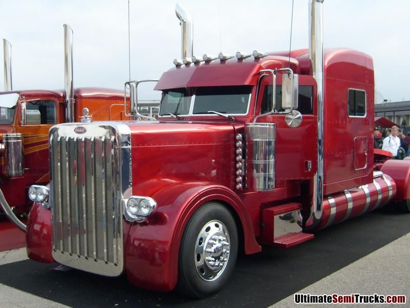 Custom Peterbilt from the 2008 Mid America Truck Show