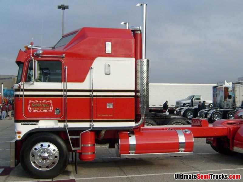 Kenworth K100 from the 2008 Mid America Truck Show