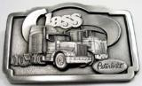Peterbilt Class Belt Buckle