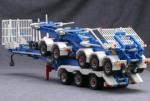 Ingmar Spijkhoven's Lego Radio Controlled Model Elphinstone Road Train Trailers  width=