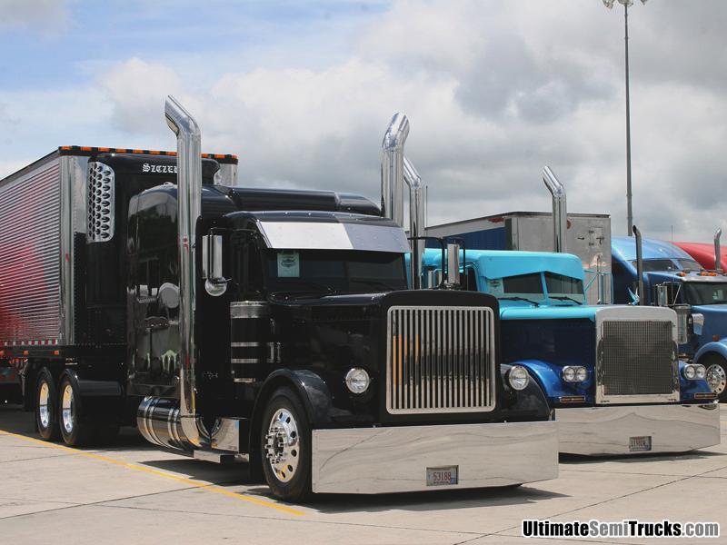 Custom big rig trucks custom big trucks custom semi trucks custom 379